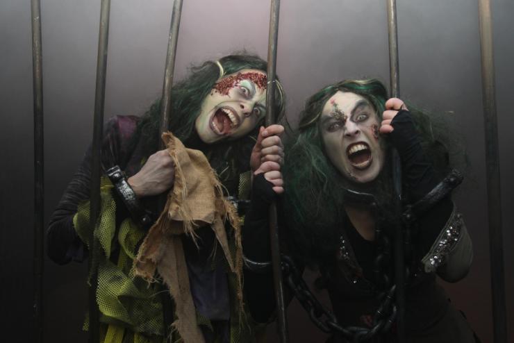 Foto: Filmpark Babelsberg / Thomas, Horror XXL