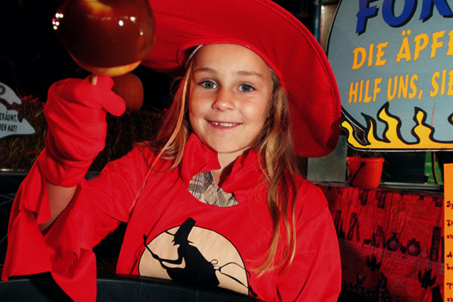 Foto: Movie Park Germany, Kinder Halloween