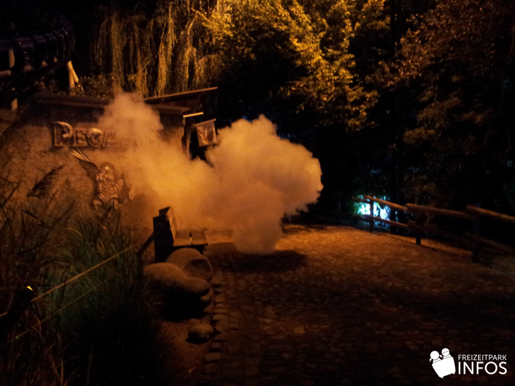 Foto: Freizeitparkinfos.de, Halloween Horror Nights
