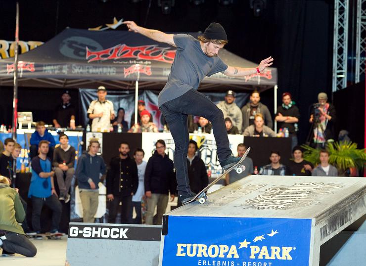 Foto: Europa-Park, Neuer Skateboard-Meister im Europa-Park gekürt