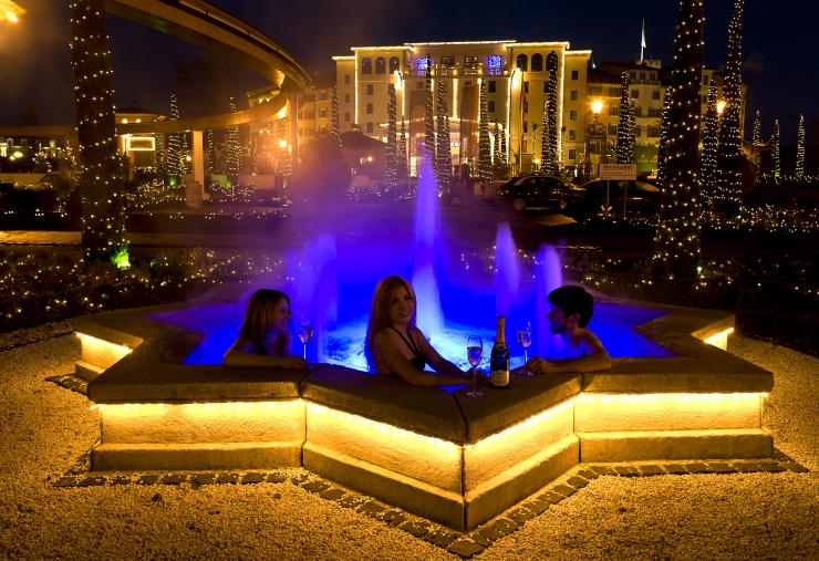 Foto: Europa-Park, Wohlfühlwochen in den Europa-Park Hotels
