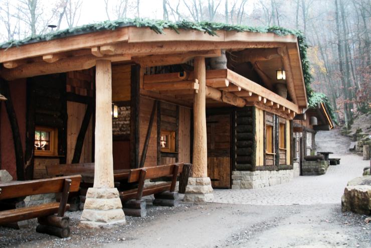 Foto: Erlebnispark Tripsdrill, Wildsau-Schenke