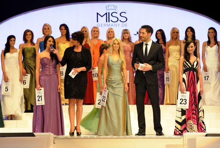 Foto: Europa-Park, Miss Germany