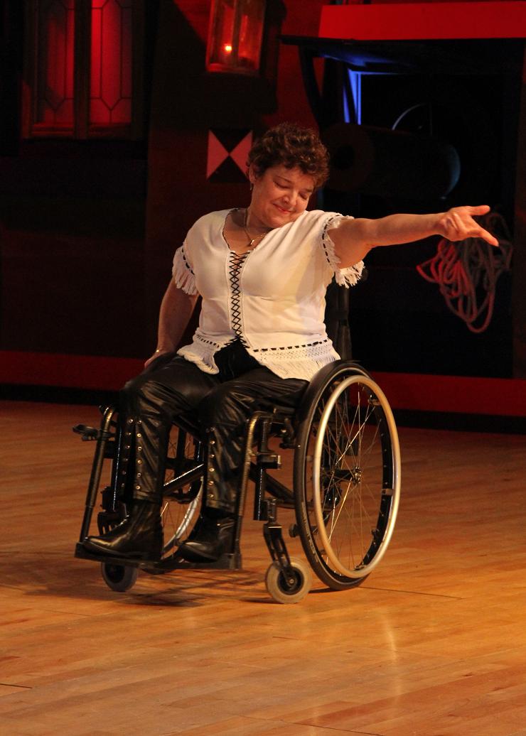 Foto: Wunderland-Kalkar, Wheelchair-Contest