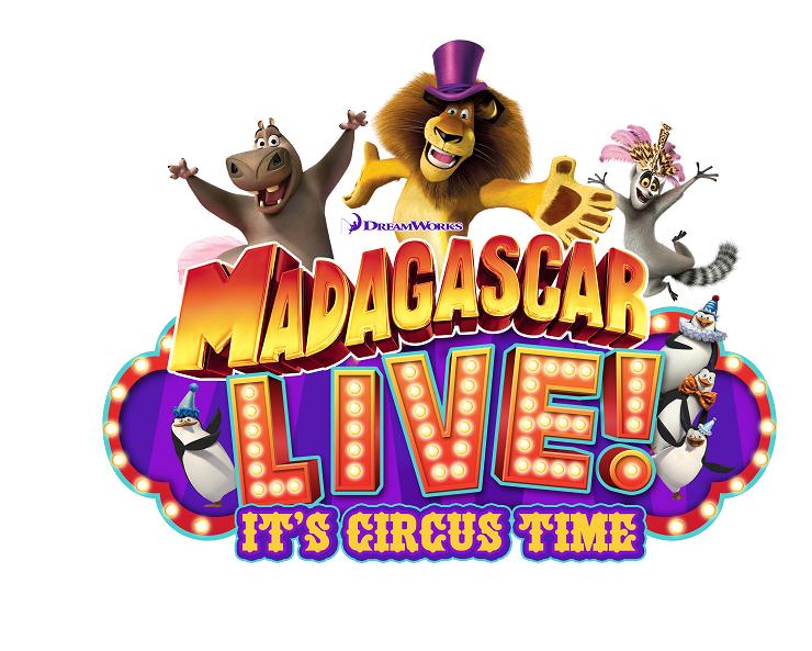 Foto: HEIDE PARK RESORT, Logo-Madagascar-LIVE