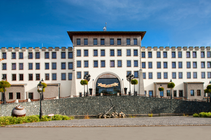Foto: Heide Park Resort, Hotel Port Royal