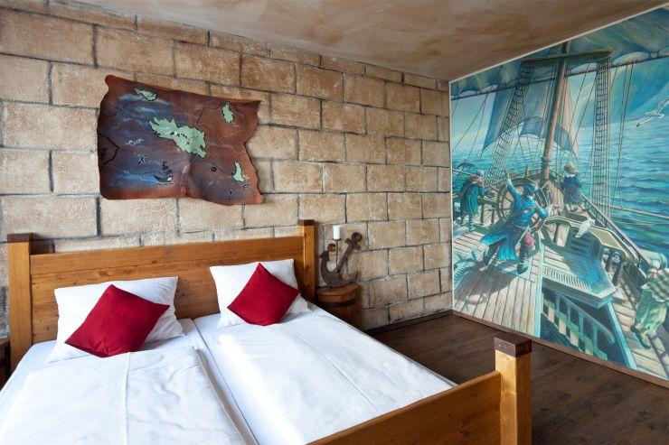 Foto: Heide Park Resort, Erlebniszimmer Hotel
