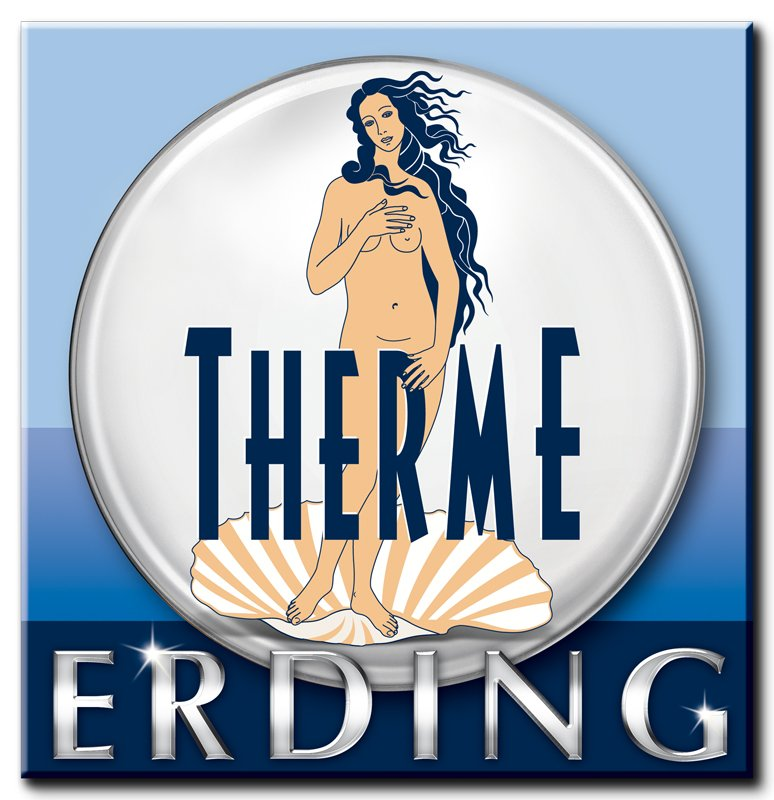 Logo THERME & GALAXY ERDING