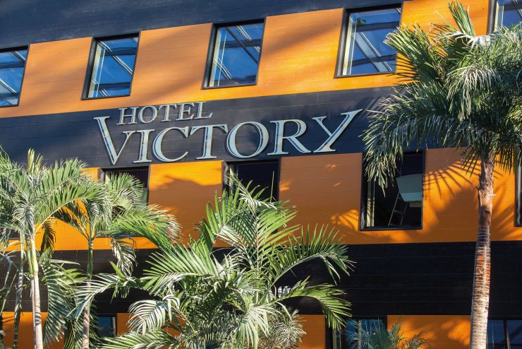 Foto: THERME ERDING, HOTEL VICTORY