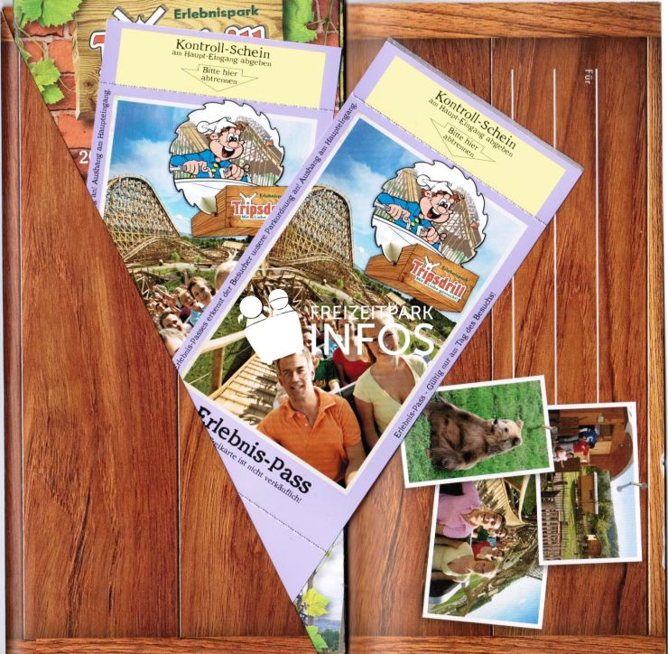 Erlebnispark Tripsdrill Freikarten
