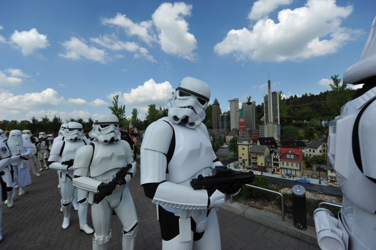 Foto: LEGOLAND Deutschland, Star Wars Event