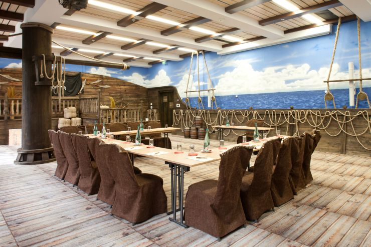 Foto: Heide-Park Resort, Konferenzraum