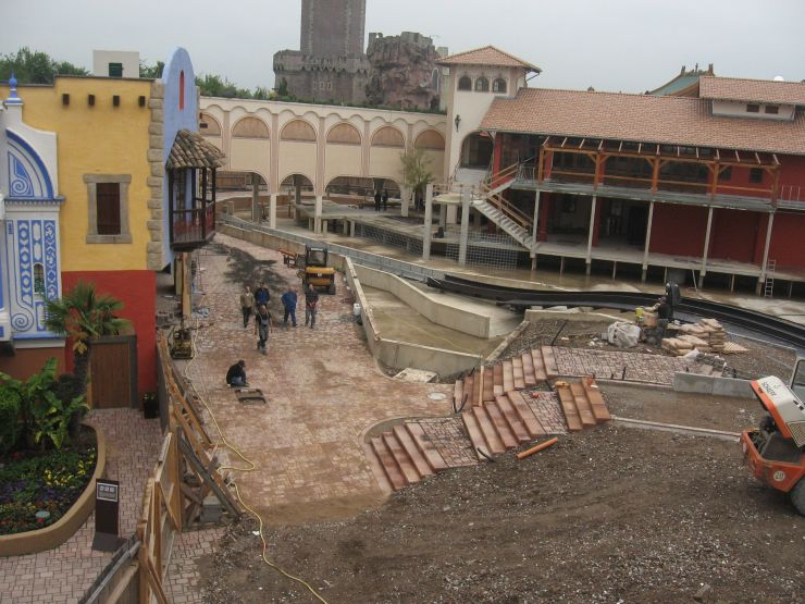 Foto: Geert Janssen, Bau Chiapas Juni 2013