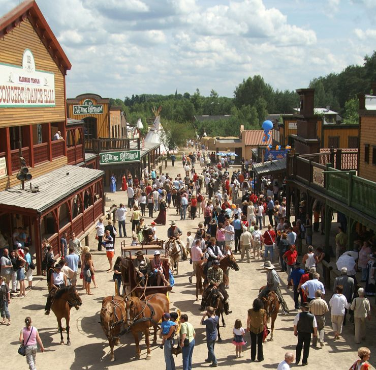 Foto: El Dorado Templin, Main Street