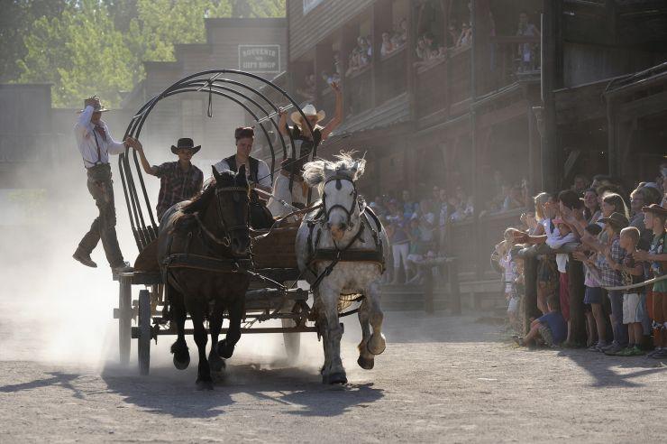 Foto: El Dorado Templin, Planwagen