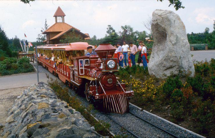 Foto: Heide Park Resort, Heide Park Express, seit 1978