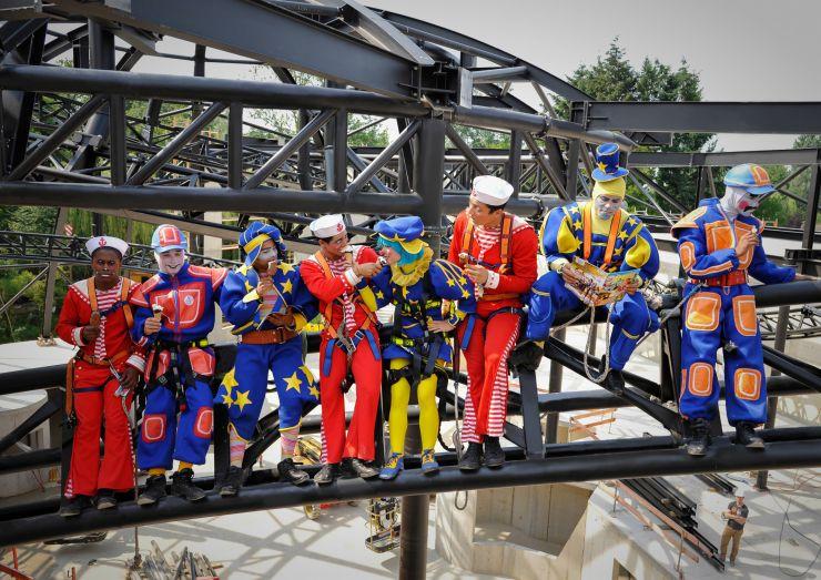 Foto: Europa-Park, Baustelle - Arthur im Königreich der Minimoys!