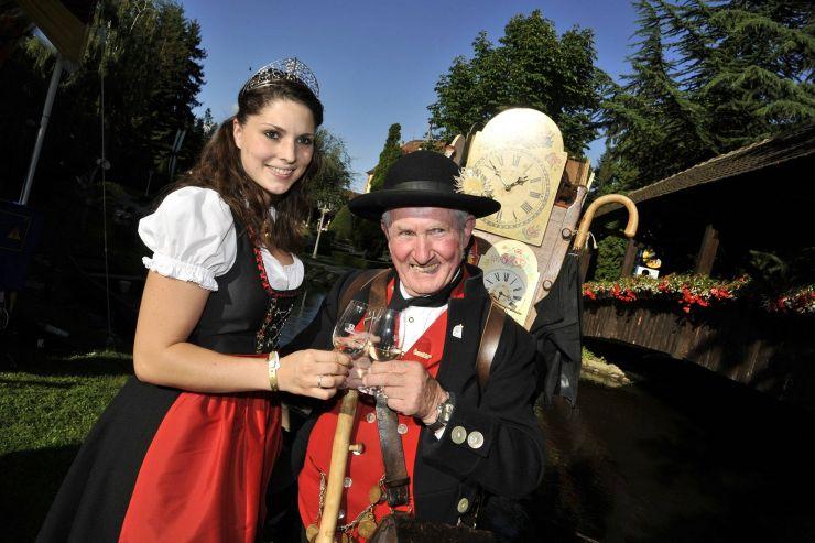 Foto: Europa-Park, Badisches Weinfest