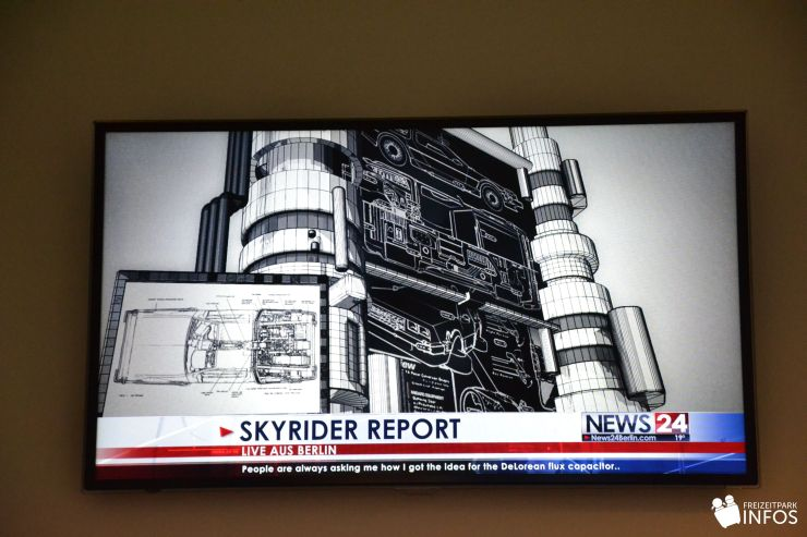 Foto: Freizeitparkinfos.de, Der Skyrider Report LIVE