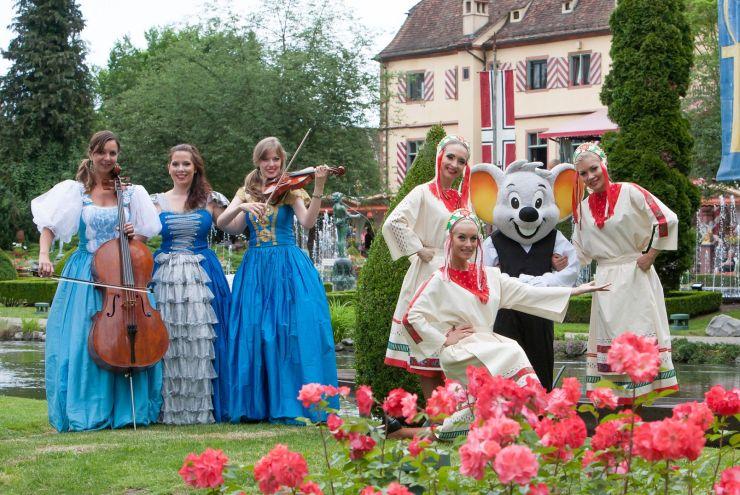 Europa-Park, ungarisches Fest