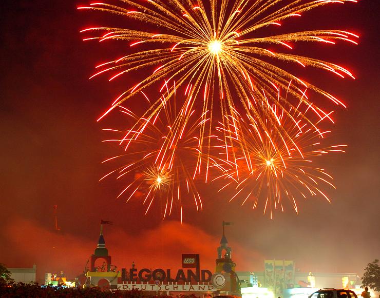 Foto: LEGOLAND® Deutschland, Lange Nächte im LEGOLAND® Deutschland
