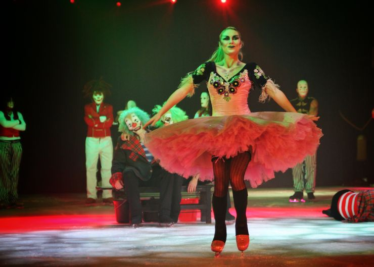 Foto: Nicole Messer, Horror on Ice