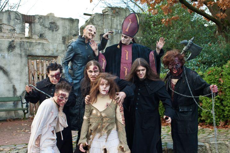 Foto: Heide Park, Halloween Nights Boo-Crew