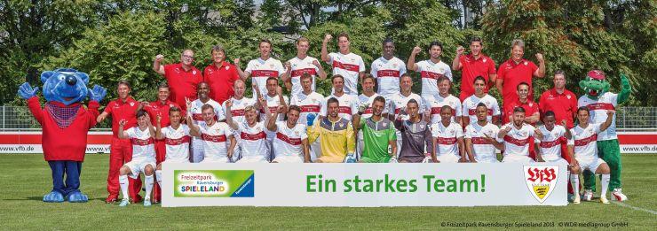 Ravensburger Spieleland, VfB Stuttgart