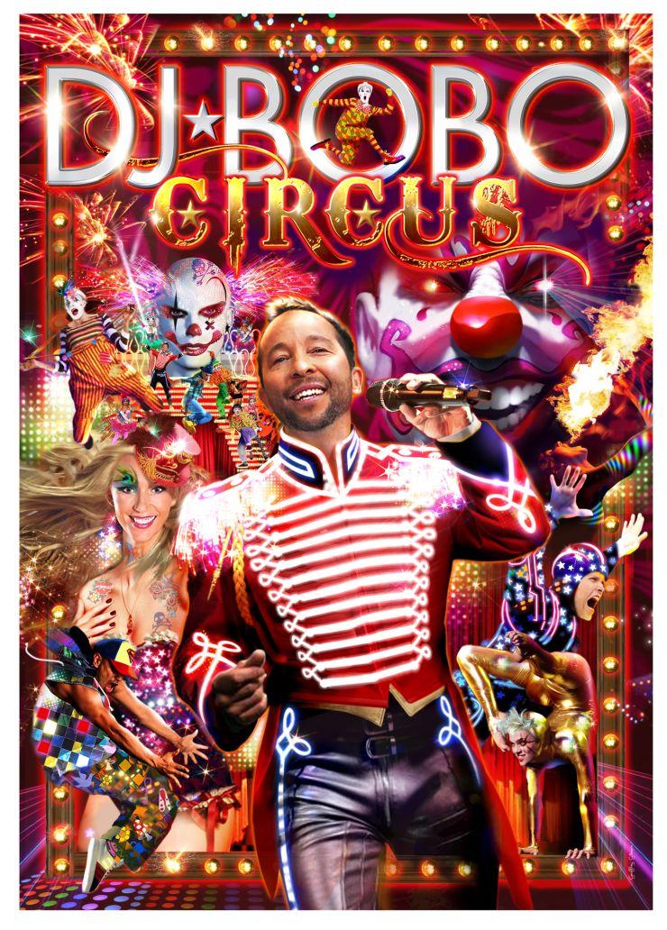 "Foto: Europa-Park, DJ BoBo ""Circus"" Weltpremiere im Europa-Park"