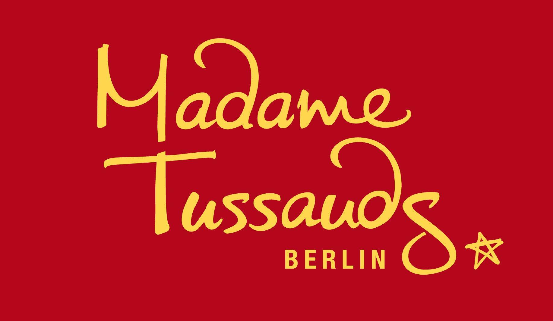 Logo Madame Tussauds Berlin
