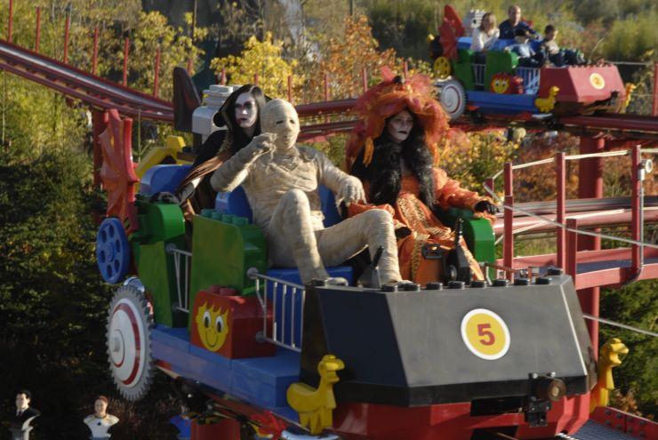 Legoland Deutschland Halloween 1