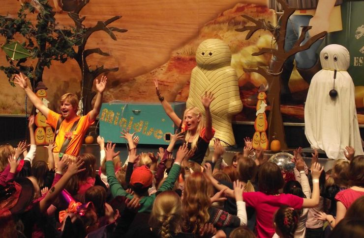 Foto: PLAYMOBIL-FunPark, Halloween und Saisonabschluss