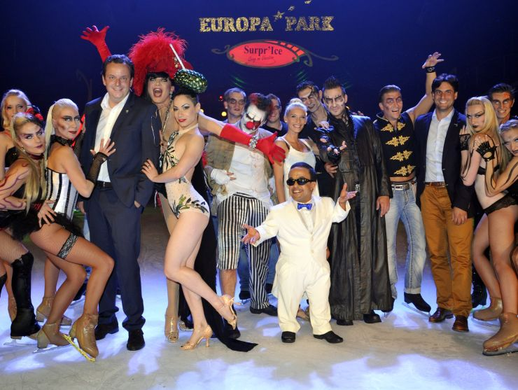 Foto: Europa-Park Resort, Halloween on Ice