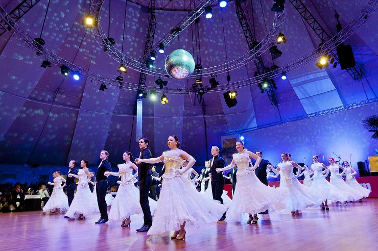 Foto: Europa-Park, Euro Dance Festival 2014 im Europa-Park