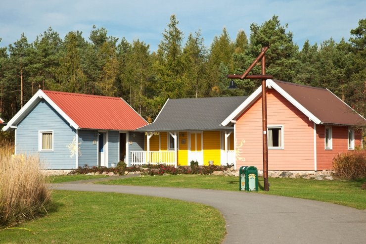 Foto:Heide-Park Resort, Holiday Camp