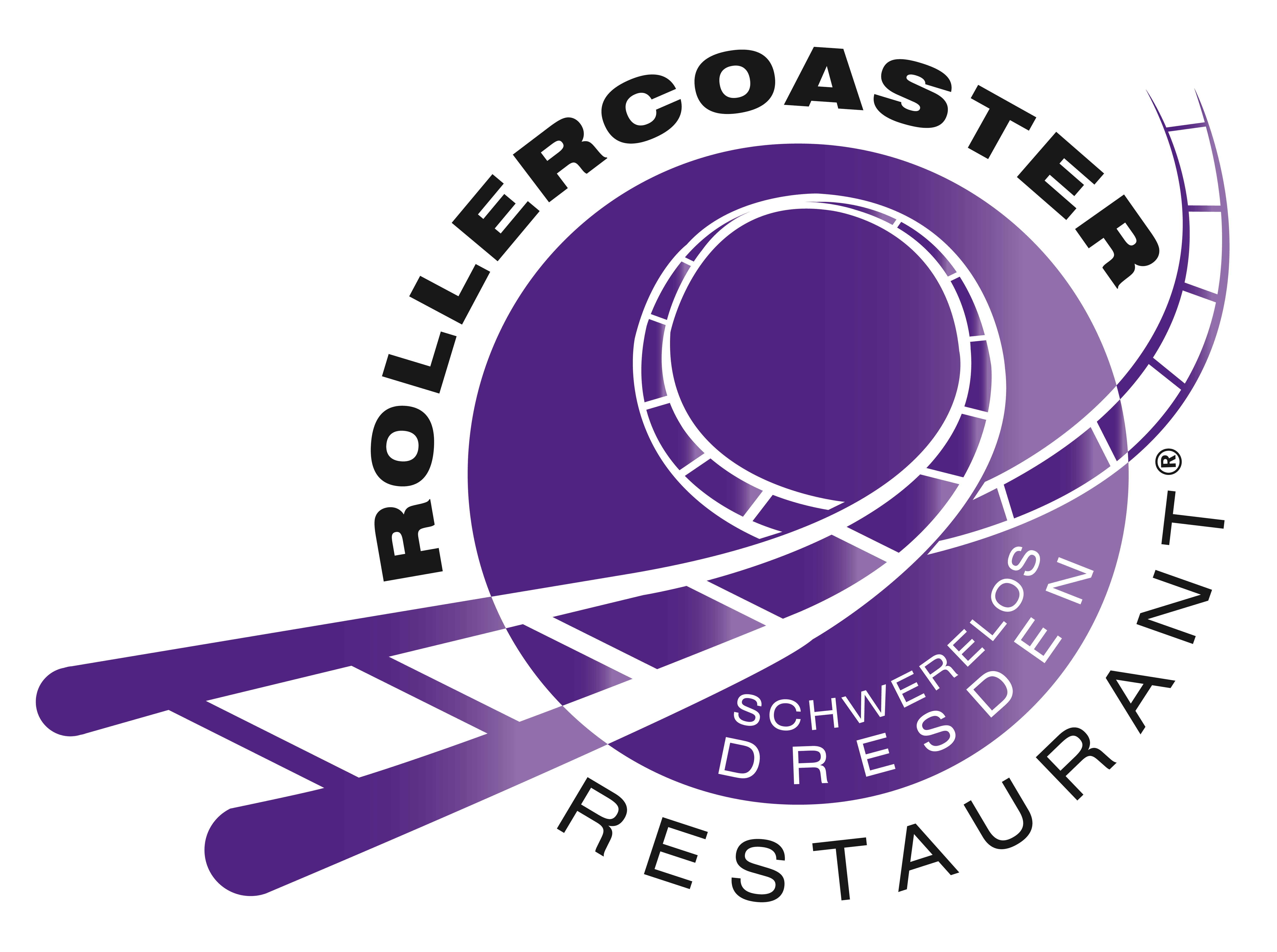 Logo Rollercoaster Restaurant Dresden