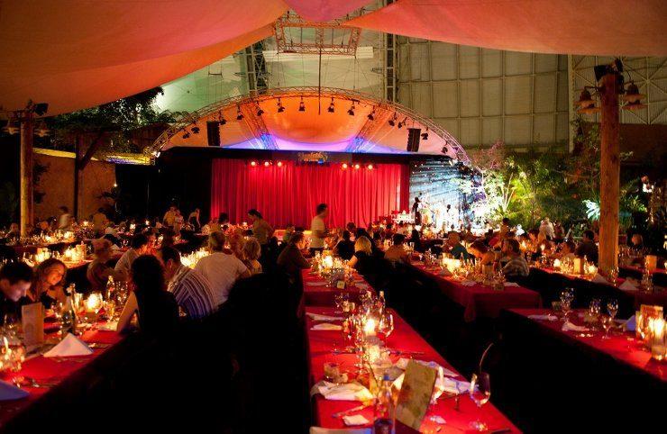 Foto: Tropical Islands, Show & Dine