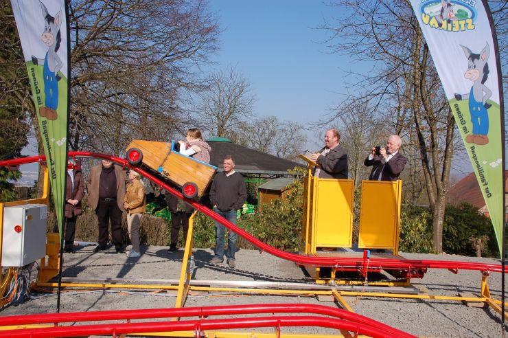 Foto: Erlebnispark Steinau, Erlis Seifenkiste