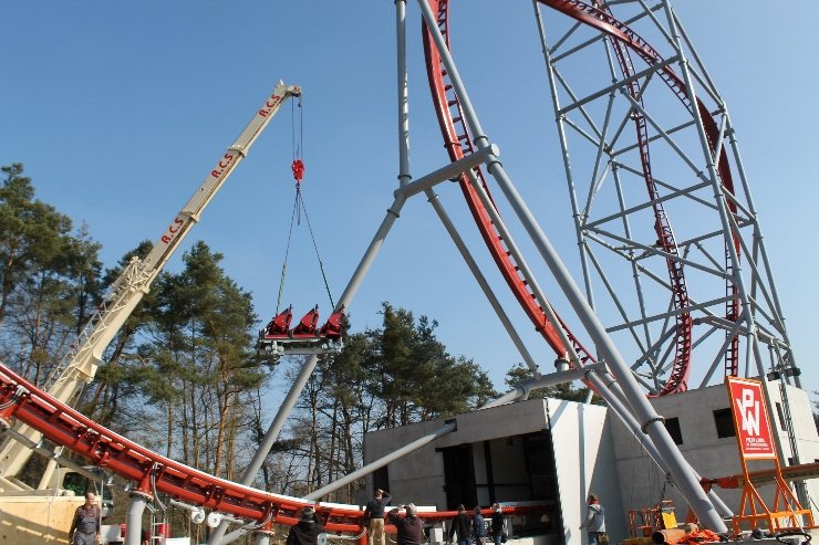 Foto: Holiday Park, Sky Scream