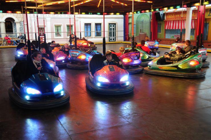 Foto: Ferienzentrum Schloss Dankern, Neue Indoor-Spielewelt