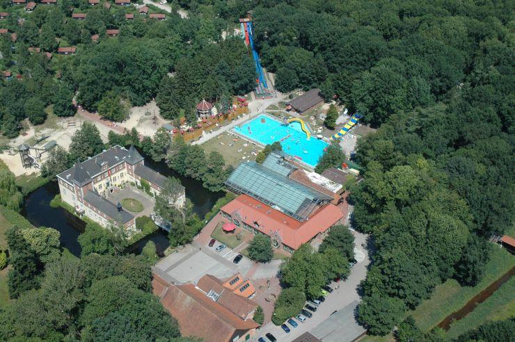 Foto: Ferienzentrum Schloss Dankern, Luftbilder