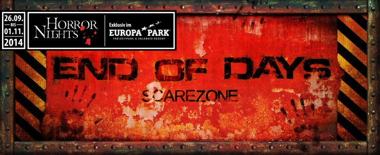 Foto: Europa-Park, Horror Nights 2014