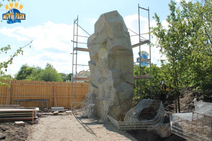 Foto: Movie Park, The Lost Temple Update 22.05.2014