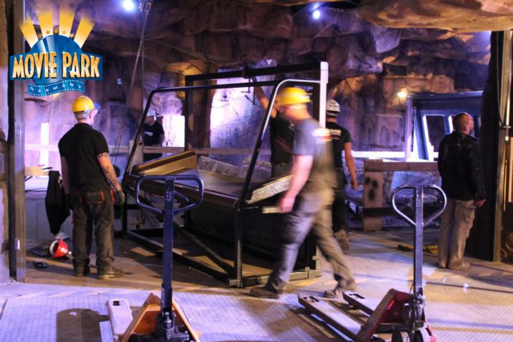 Foto: Movie Park, The Lost Temple Update 30.06.2014