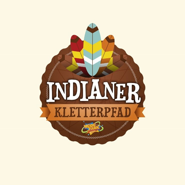 Foto: Heide Park Resort, Indianer-Kletterpfad