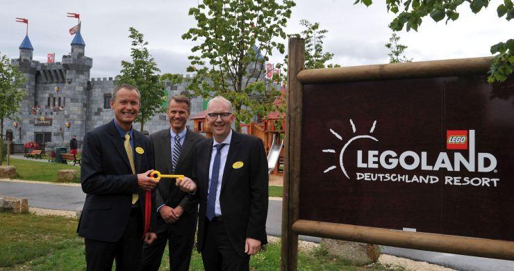 Foto: LEGOLAND® Deutschland Resort, Geschäftsführerwechsel im LEGOLAND® Deutschland Resort