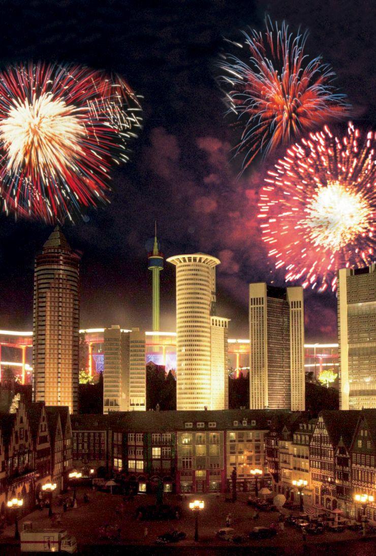 Foto: LEGOLAND® Deutschland Resort, Feuer und Flamme bei den Langen Nächten im LEGOLAND Deutschland