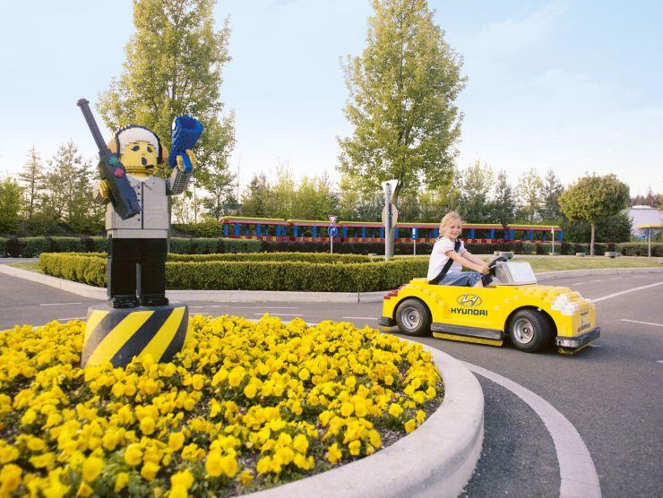 Foto: LEGOLAND® Deutschland Resort, Hyundai Familientage im LEGOLAND Deutschland Resort
