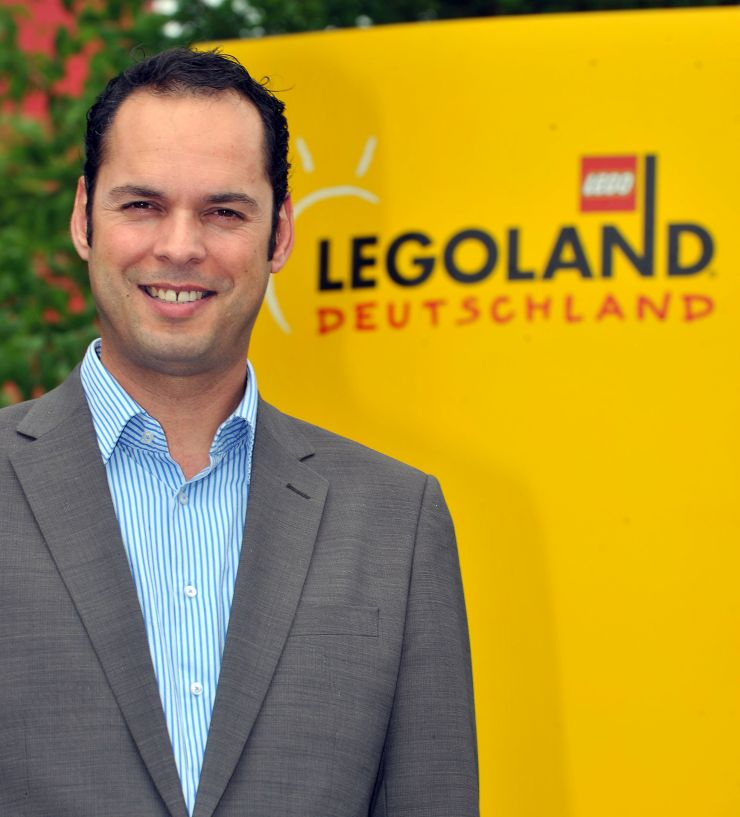 Foto: LEGOLAND® Deutschland Resort, Operations-Director Werner Dullmaier
