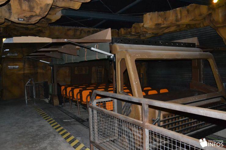 Foto: Freizeitparkinfos.de, The Lost Temple Eröffnung